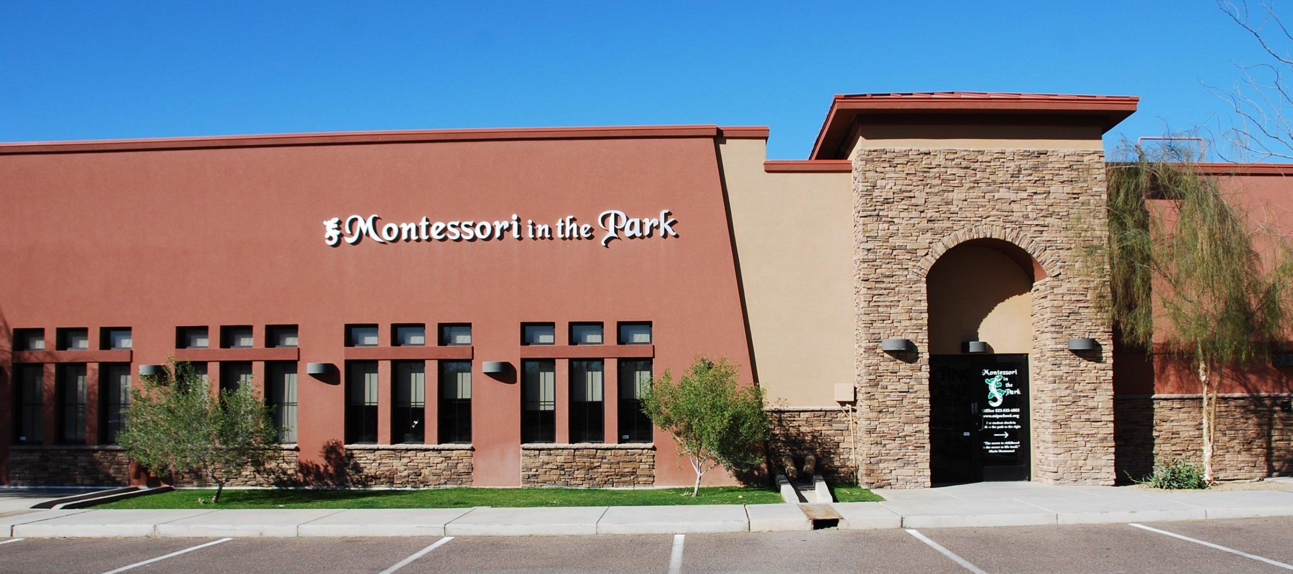 Montessori in the park private school